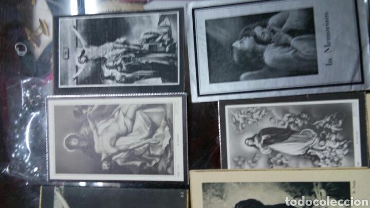 20 RECORDATORIOS DE DEFUNCION (Postales - Postales Temáticas - Religiosas y Recordatorios)