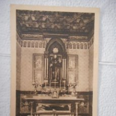 Postales: CAPILLA DE LA BEATA VICENTA MARÍA. IGLESIA CASA MADRE DE LAS HIJAS DE MARÍA INMACULADA. MADRID. Lote 92927425