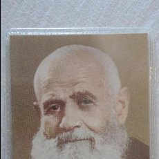 Postales: ANTIGUA ESTAMPA RELIQUIA.FRAY LEOPOLDO ALPANDEIRE.FOURNIER.1974. Lote 92949340
