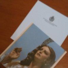 Postales: ESTAMPA SEMANA SANTA DE HELLIN , MURCIA - SANTA MARIA MAGDALENA. Lote 93299285