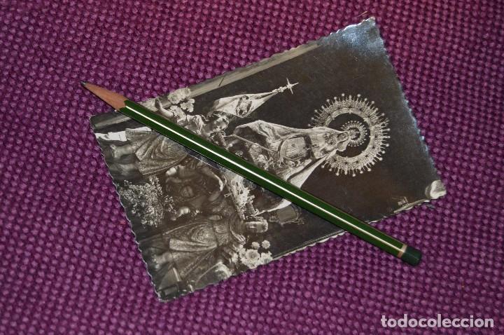 ANTIGUA POSTAL SIN CIRCULAR DE NUESTRA SEÑORA DE FUENCISLA, PATRONA CIUDAD DE SEGOVIA - MUY ANTIGUA (Postales - Religiosas y Recordatorios)