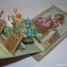 Postales: ESTAMPA TRIDIMENSIONAL.. Lote 94684559