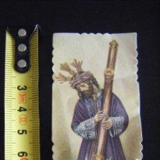 Postales: JML ESTAMPA ESTAMPITA RELIGION RELIGIOSA JESUS DEL GRAN PODER 257. VER FOTOS.. Lote 258765005