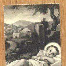 Postales - NIÑO JESUS - ESTAMPITA - 95794331