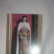 Postales: POSTAL SANTA TERESITA - ZARAGOZA. Lote 96791059