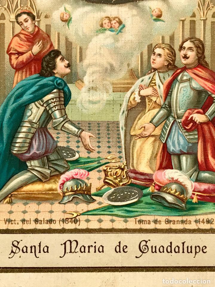 Postales: Postal de Santa María de Guadalupe - Foto 2 - 97732523