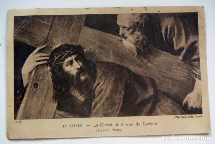 POSTAL RELIGIOSA (Postales - Religiosas y Recordatorios)