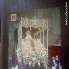 Postales: NTRA SRA VIRGEN ENCARNACION SEMANA SANTA SEVILLA ED ESCUDO ORO Nº 214 S/C . Lote 98770815