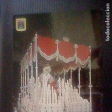 Postales: NTRA SRA VIRGEN CABEZA SEMANA SANTA SEVILLA ED ESCUDO ORO Nº 200 S/C . Lote 98770999