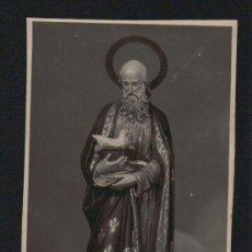 Postales: SAN JOAQUIN. FOTOGRAFIA RELIGIOSA DE PRINCIPIOS DE SIGLO XX.. Lote 98793415