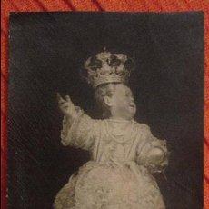 Postales: RECUERDO COMUNION GENERAL.NOVENA.VIRGEN DE LA SALUD.SAN ISIDORO.SEVILLA.1930. Lote 98815755