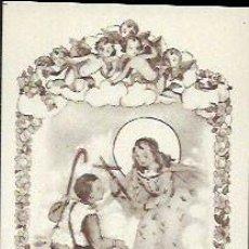 Postales: ESTAMPA LOLA ANGLADA * NTRA. SRA. DEL MIRACLE *. Lote 194408220