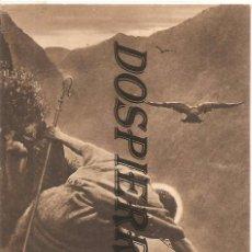 Postales: POSTAL, LA OVEJA EXTRAVIADA, HUECOGRABADO MUNBRÚ, SIN CIRCULAR. Lote 99359979