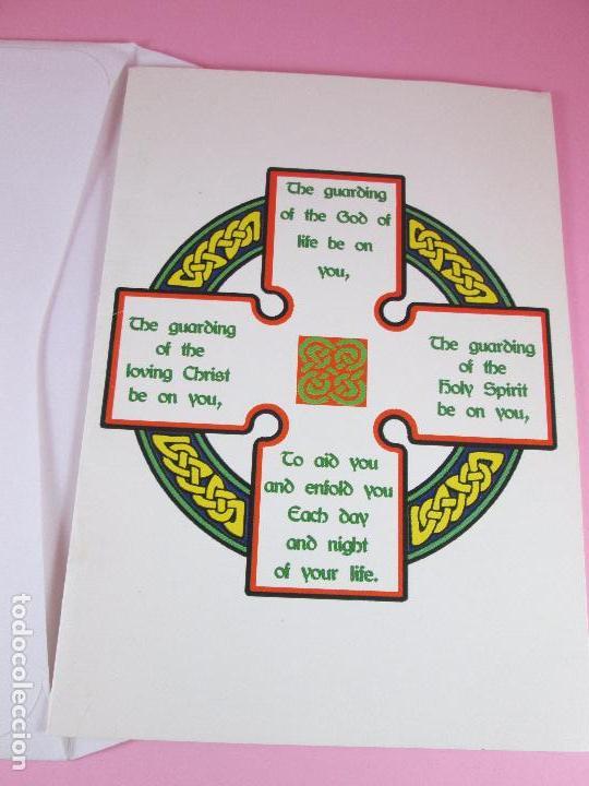 Postales: postal-religiosa-uk-en inglés-sobre-sin circular-ver fotos. - Foto 2 - 100101695