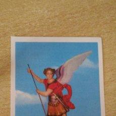 Postales: ESTAMPA RELIGIOSA SAN MIGUEL - SAN MICHELE. Lote 100152251