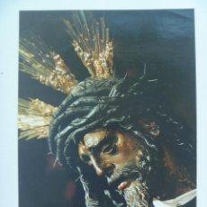 Postales: SEMANA SANTA DE SEVILLA : POSTAL DE NTRO. PADRE JESUS DEL GRAN PODER. DE HARETON. Lote 101033571