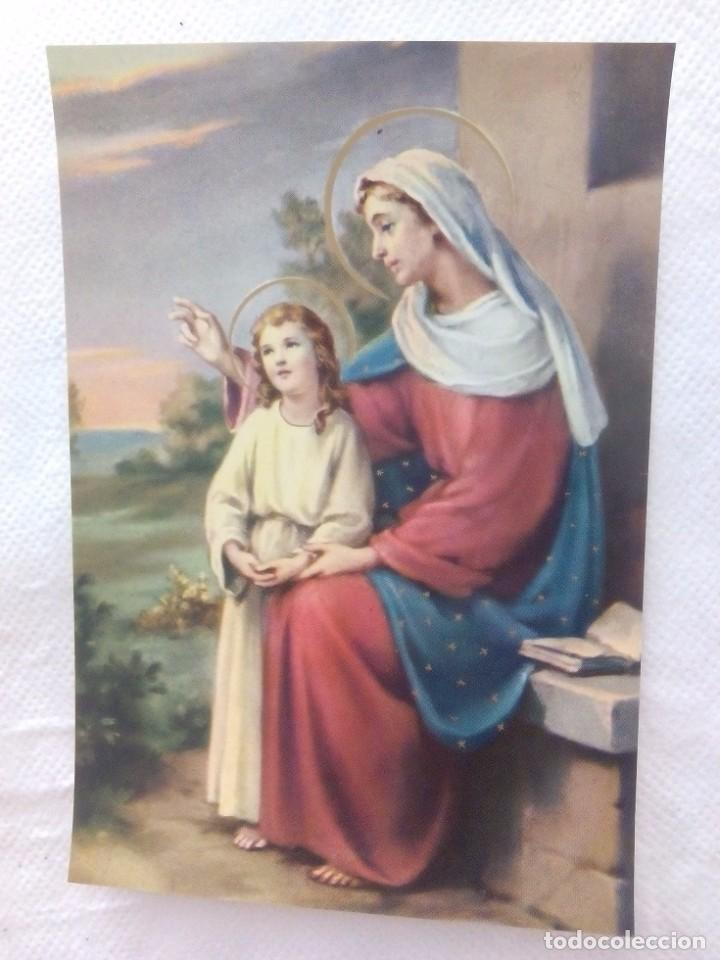 Postales: postales religiosas - Foto 7 - 101464043