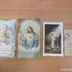 Postales: ESTAMPAS TROQUELADAS. FINALES XIX - INICIOS XX. Lote 103201963