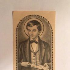 Postales: SANTO DOMINGO SAVIO. ESTAMPA RELIGIOSA (H.1950?). Lote 103636358