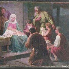 Postales: ANTIGUA TARJETA POSTAL RELIGIOSA - 14 X 9 CM. - CIRCULADA -. Lote 104316023
