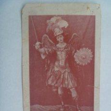 Postales: ESTAMPA DEL GLORIOSO ARCANGEL SAN MIGUEL DE SEVILLA , 1936. Lote 104318175