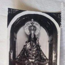 Postales: ESTAMPA RELIGIOSA NTRA. SRA.LA VIRGEN DE LA SALUD. ORACIÓN AL DORSO. . Lote 105639011