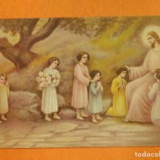 Postales: POSTAL RELIGIOSA - NB - N.B. - ITALIA - ESCRITA. Lote 107189815