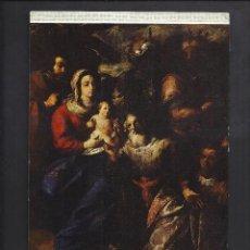Postales: POSTAL RELIGIOSA. ESCUDO DE ORO.. Lote 107347895