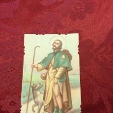 Postales: ESTAMPITA RELIGIOSA AÑOS 20. Lote 107904579