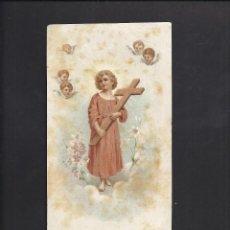 Postales: ESTAMPA RELIGIOSA, RECORDATORIO , ETC. . Lote 108364155