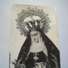 Postales: FOTO NTRA. SRA. DEL ESPINO CHAUCHINA. . Lote 109135415