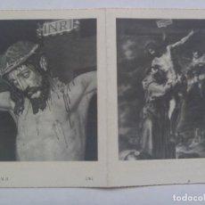 Postales: RECORDATORIO DE SEÑORA FALLECIDA EN MADRID EN 1956. Lote 109217051
