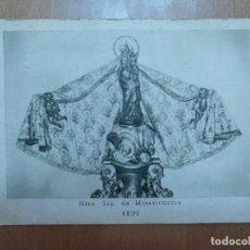 Postales: NTRA SRA DE MISERICORDIA REUS (TARRAGONA) 14 X 9 CM (APROX). Lote 111246791