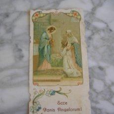 Postales: ESTAMPA RELIGIOSA O RECORDATORIO, ESTILO MODERNISTA. Lote 112026975