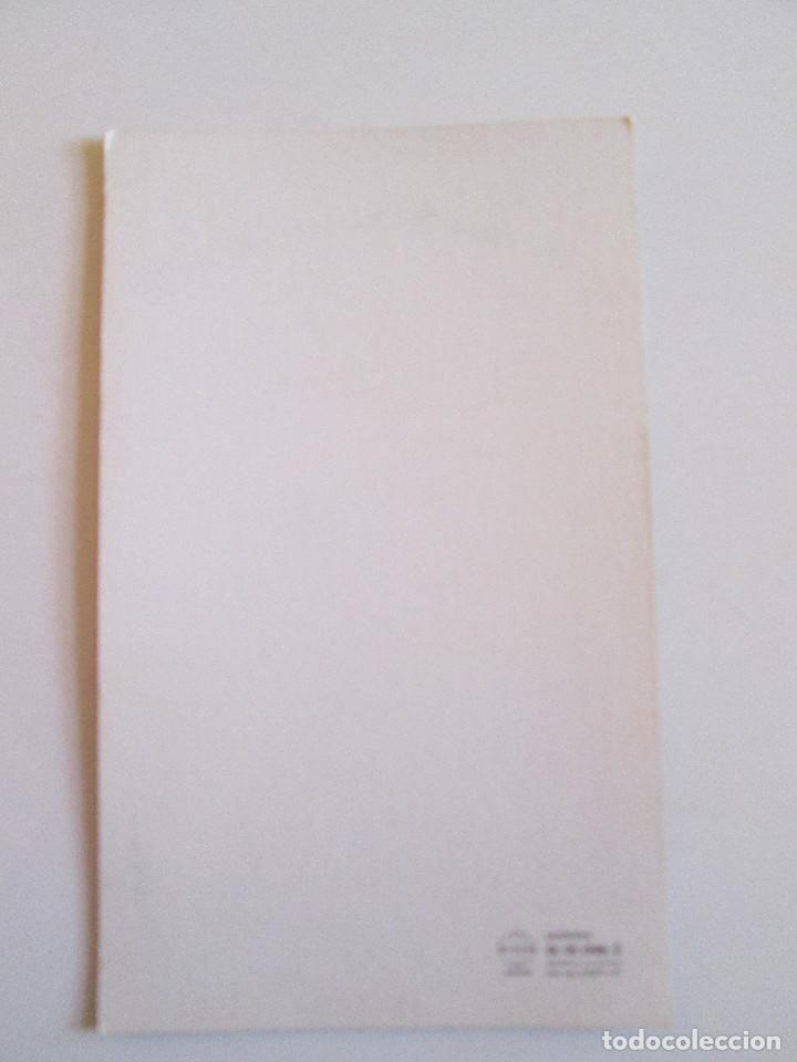 Postales: ESTAMPA RECORDATORIO COMUNION - SIN IMPRIMIR - ILUSTRADA POR MARTA RIBAS - 1978 - MARRON 01.01.049.2 - Foto 2 - 179135327