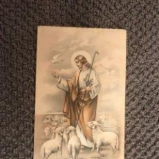 Postales: RECUERDO DE LA BENDICION SOLEMNE. VALENCIA A.1951. Lote 112798215
