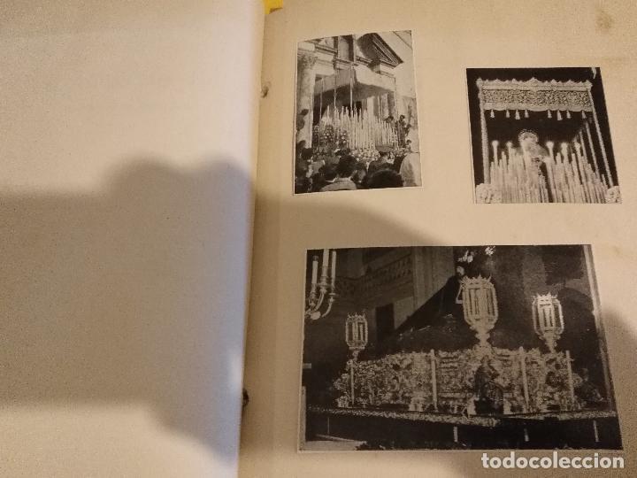 Postales: GRAN COLECCION ANTIGUOS +130 RECORTES PRENSA ORIGINALES DE LA SEMANA SANTA DE SEVILLA VIRGEN CRISTO - Foto 2 - 112914463