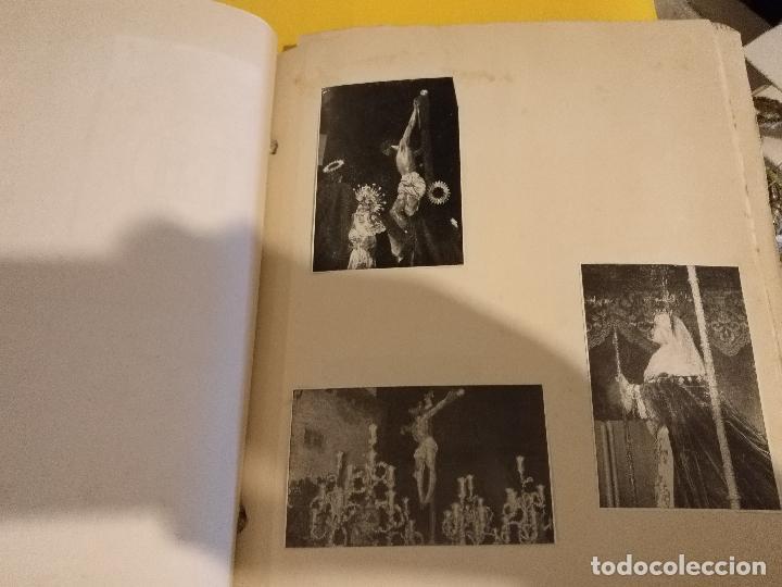 Postales: GRAN COLECCION ANTIGUOS +130 RECORTES PRENSA ORIGINALES DE LA SEMANA SANTA DE SEVILLA VIRGEN CRISTO - Foto 3 - 112914463