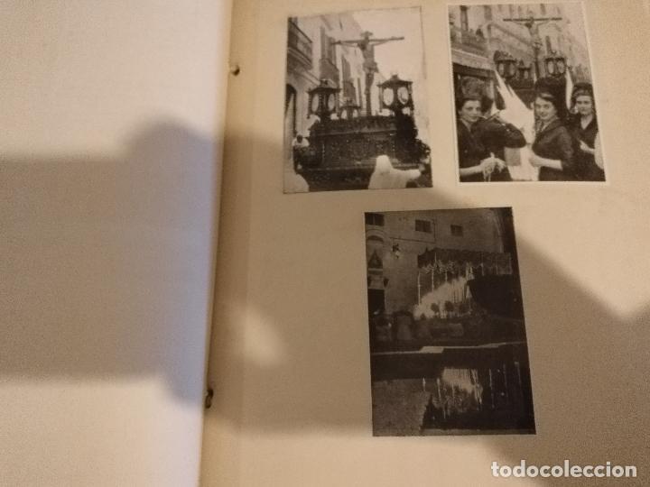 Postales: GRAN COLECCION ANTIGUOS +130 RECORTES PRENSA ORIGINALES DE LA SEMANA SANTA DE SEVILLA VIRGEN CRISTO - Foto 4 - 112914463