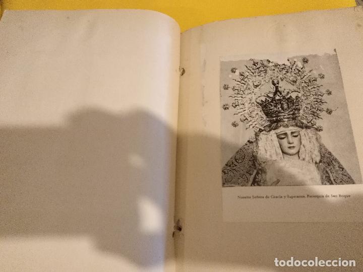Postales: GRAN COLECCION ANTIGUOS +130 RECORTES PRENSA ORIGINALES DE LA SEMANA SANTA DE SEVILLA VIRGEN CRISTO - Foto 5 - 112914463