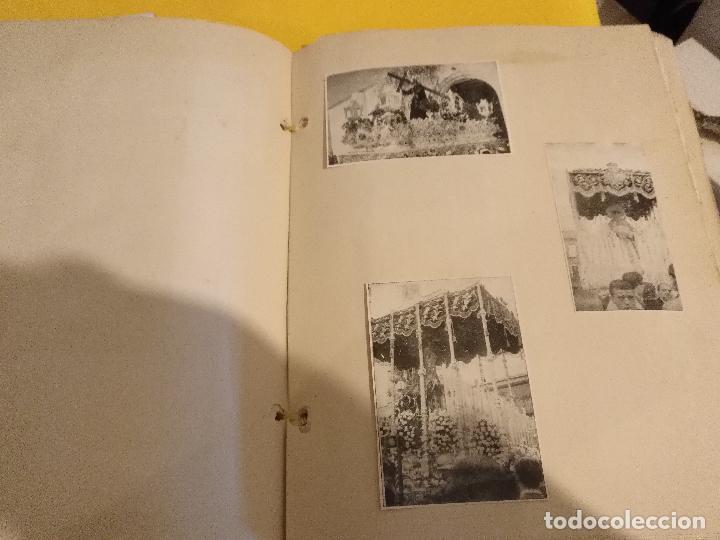 Postales: GRAN COLECCION ANTIGUOS +130 RECORTES PRENSA ORIGINALES DE LA SEMANA SANTA DE SEVILLA VIRGEN CRISTO - Foto 6 - 112914463