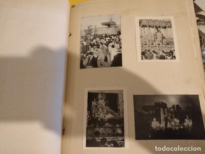 Postales: GRAN COLECCION ANTIGUOS +130 RECORTES PRENSA ORIGINALES DE LA SEMANA SANTA DE SEVILLA VIRGEN CRISTO - Foto 7 - 112914463