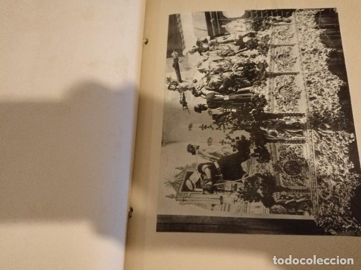 Postales: GRAN COLECCION ANTIGUOS +130 RECORTES PRENSA ORIGINALES DE LA SEMANA SANTA DE SEVILLA VIRGEN CRISTO - Foto 8 - 112914463