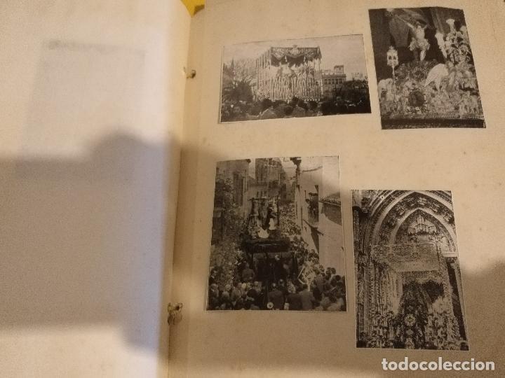 Postales: GRAN COLECCION ANTIGUOS +130 RECORTES PRENSA ORIGINALES DE LA SEMANA SANTA DE SEVILLA VIRGEN CRISTO - Foto 10 - 112914463