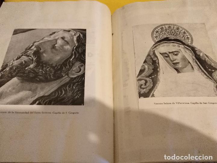 Postales: GRAN COLECCION ANTIGUOS +130 RECORTES PRENSA ORIGINALES DE LA SEMANA SANTA DE SEVILLA VIRGEN CRISTO - Foto 11 - 112914463