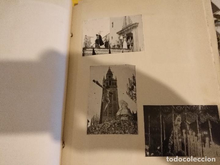 Postales: GRAN COLECCION ANTIGUOS +130 RECORTES PRENSA ORIGINALES DE LA SEMANA SANTA DE SEVILLA VIRGEN CRISTO - Foto 12 - 112914463