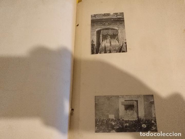 Postales: GRAN COLECCION ANTIGUOS +130 RECORTES PRENSA ORIGINALES DE LA SEMANA SANTA DE SEVILLA VIRGEN CRISTO - Foto 16 - 112914463
