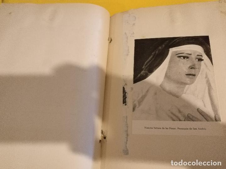 Postales: GRAN COLECCION ANTIGUOS +130 RECORTES PRENSA ORIGINALES DE LA SEMANA SANTA DE SEVILLA VIRGEN CRISTO - Foto 17 - 112914463