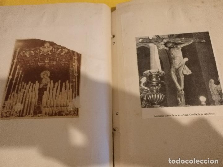 Postales: GRAN COLECCION ANTIGUOS +130 RECORTES PRENSA ORIGINALES DE LA SEMANA SANTA DE SEVILLA VIRGEN CRISTO - Foto 18 - 112914463