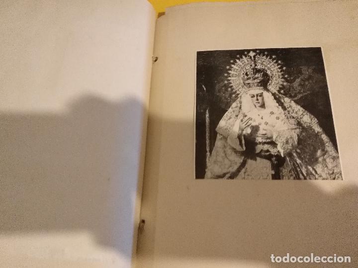Postales: GRAN COLECCION ANTIGUOS +130 RECORTES PRENSA ORIGINALES DE LA SEMANA SANTA DE SEVILLA VIRGEN CRISTO - Foto 20 - 112914463
